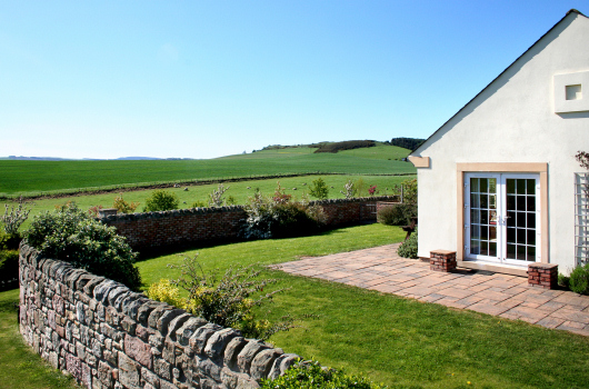 Dovecot Cottage, Outchester & Ross Farm Cottages, Northumberland
