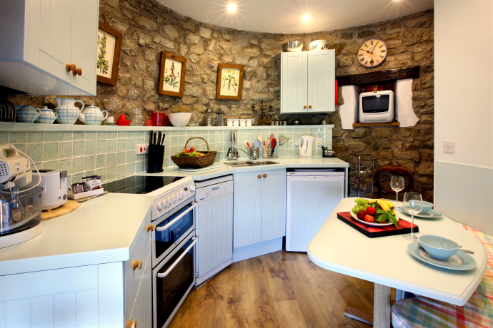 Kitchen, The Ducket, Northumberland