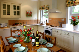 Oystercatcher Cottage, Outchester & Ross Farm Holiday Cottages, Northumberland