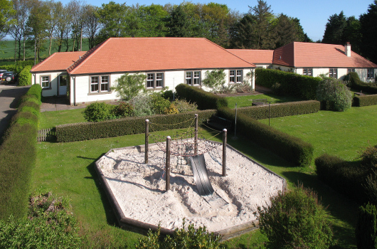 Oystercatcher and Sandpiper Cottages, Outchester & Ross Farm Cottages, Northumberland
